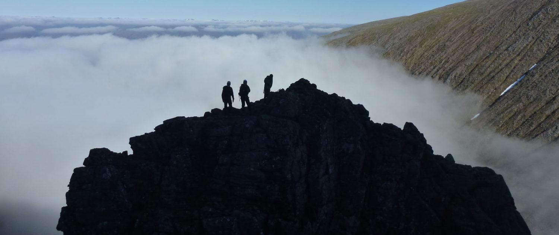 Guide Tower Ridge Ben Nevis