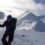 It's cooling down, Scottish winter courses, Munro summits and skills