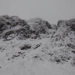Carn Dearg to Castle Ridge