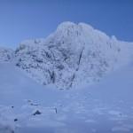 Summit Buttress, Stob Coire nan Lochan