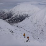 Not a bad introduction to Scottish winter climbing