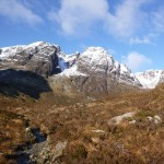 Blaven looking alpine