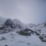 Icy on Ben Nevis!