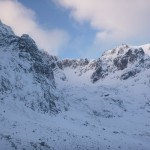 Coire na Ciste this morning