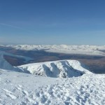 Great views from Ben Nevis