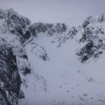 Quite quiet in Coire na Ciste
