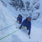 CIC Hut Week Winter Climbing Course