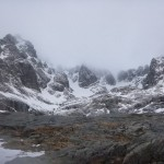 Clearer views of Coire na Ciste.