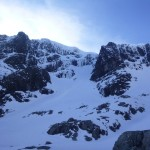 Pinnacle Buttress to No. 3 Gully Buttress