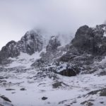NE Buttress to Tower Ridge, Ben Nevis