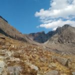 Looking into Coire Lagan