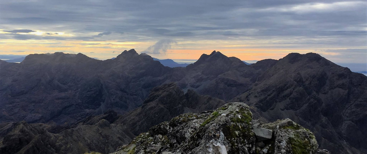 Cuillin Ridge Guide