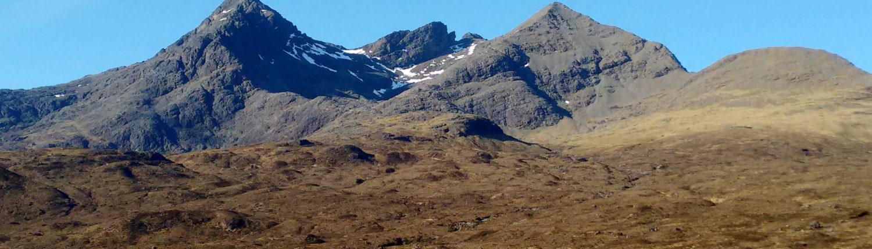 Skye Cuillin Munros Course
