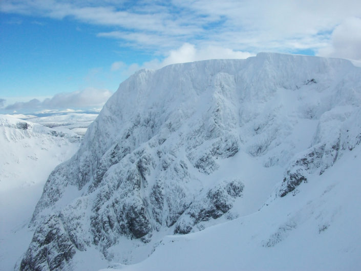 The finest winter climbs in Scotland!