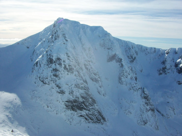 North Face of Ben Nevis from Carn Mor Dearg