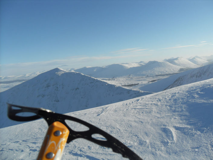 Winter Skills in Glencoe