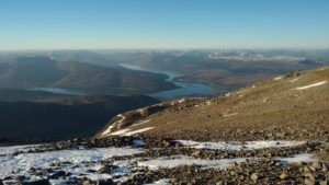 Stunning day in the Highlands