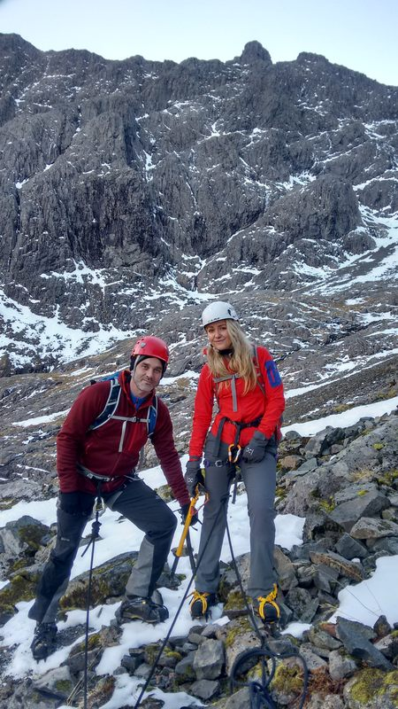 a19b6b04f Guiding Ledge Route, Ben Nevis - West Coast Mountain Guides
