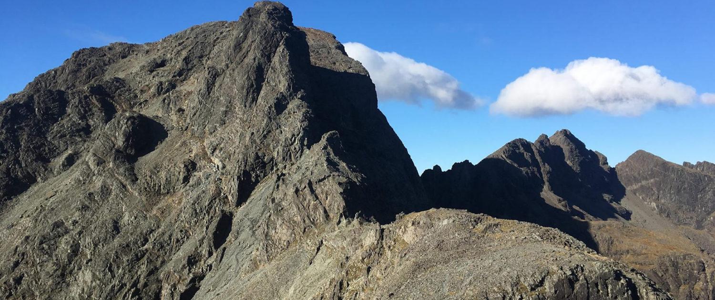 Cuillin Ridge Skye Guides