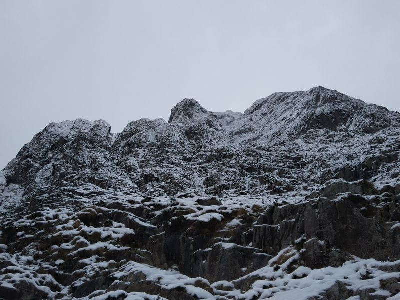 Curved Ridge, Glencoe