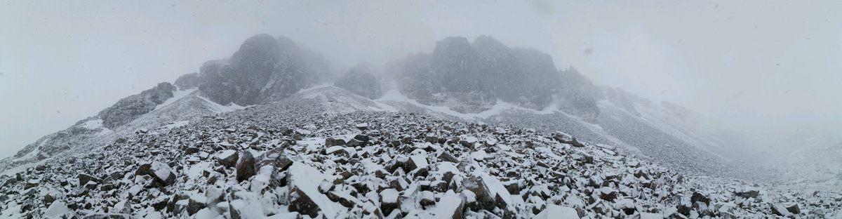 Stob Coire nan Lochan, Winter Climbing Course