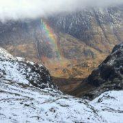 Dorsal Arete, Winter Climbing Course
