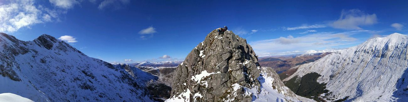 The Dragon's Tooth, Winter Climbing Course