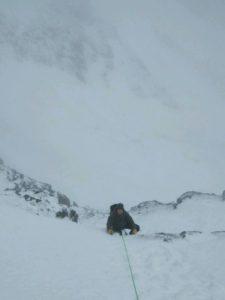 Winter Climbing Course