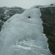 No. 3 Gully Buttress, Winter Climbing Course
