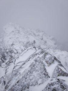 No. 3 Gully Buttress, Winter Climbing Course