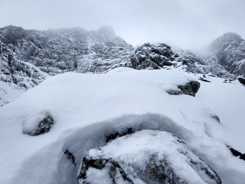 Observatory Ridge, CIC Hut Week