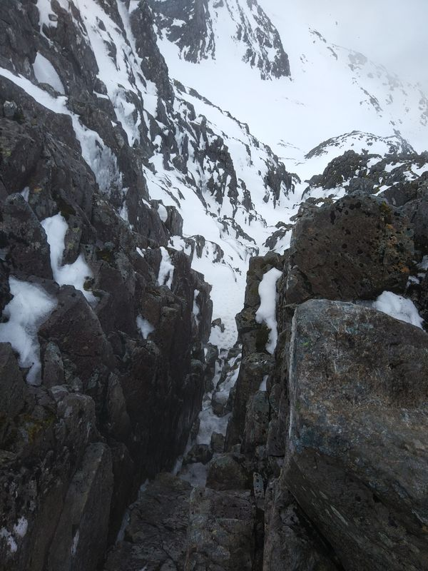Tower Ridge Winter Climbing Course