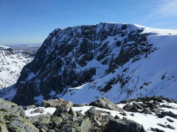 Ben Nevis Winter Mountaineering Course