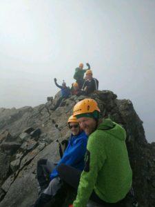 Guiding Skye Munros