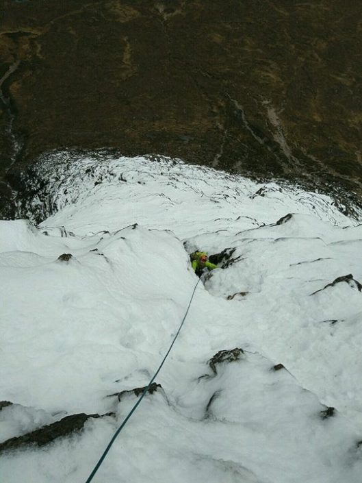 North Buttress, Buachaille Etive Mor