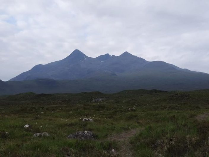 Final day of our Skye Munros Course