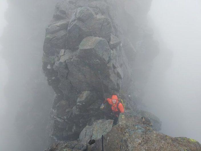 Tower Ridge and CMD Arete, Ben Nevis
