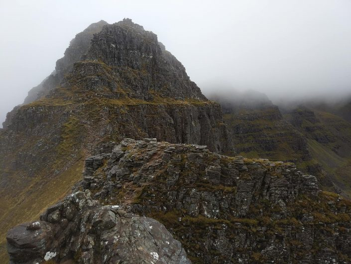 Liathach Tops && Winter Courses