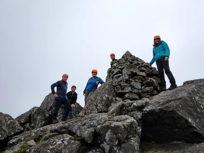 Southern 3 Munros on the Cuillin Ridge