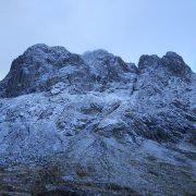 Yet more snow on Ben Nevis!