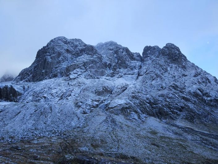 Yet more snow on Ben Nevis!