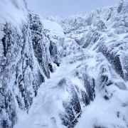 Central Gully R/H & Thompson's Route, Ben Nevis