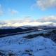 Ice climbing on Fahrenheit 451, Beinn an Dothaidh