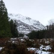 Not that bad: East Ridge of Beinn a'Chaorainn