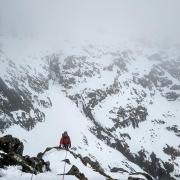 SW Ridge of the Douglas Boulder & 1934 Route, Ben Nevis