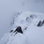 Making the most of it on Ben Nevis