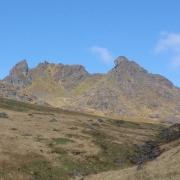 The Cobbler, Aonach Eagach & Castle Ridge, Ben Nevis