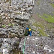 East Ridge of the Douglas Boulder & Tower Ridge, Ben Nevis