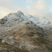 Shades and softshells on the Forcan Ridge, Glenshiel