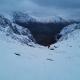 Calm before the storm? Dorsal Arete, Stob Coire nan Lochan